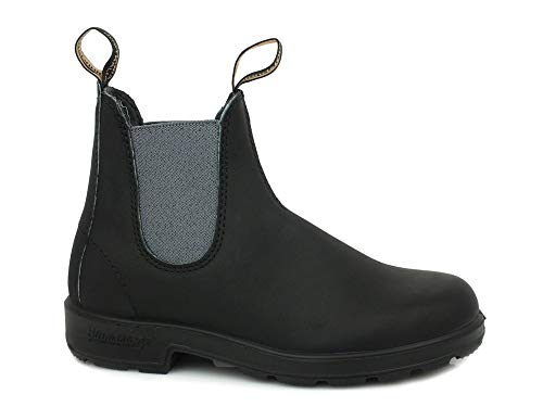 Blundstone Boots Grey Black 577 Leather Mens rPZUrq
