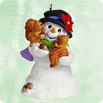 2003 Snow Buddies #6 Hallmark Keepsake Ornament