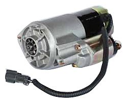 Paz La 1 Light - TYC 1-17738 Nissan Xterra Replacement Starter