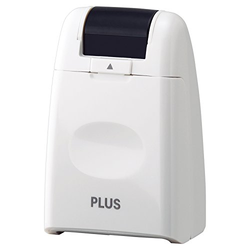 PLUS Kespon Guard Your Id Roller Stamp White