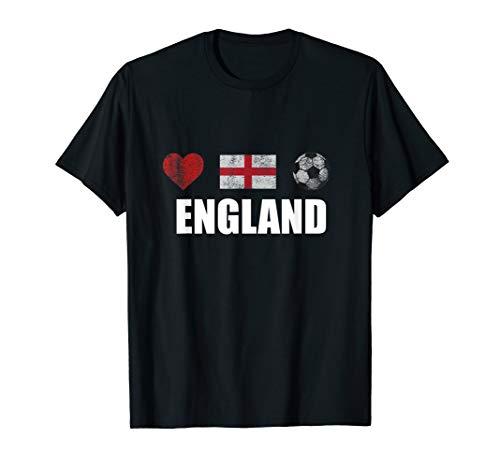 England Football Shirt - England Soccer Jersey
