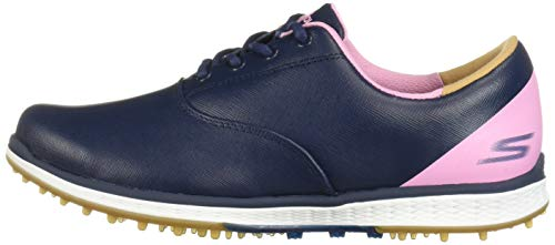 Skechers Women's Go Elite 2 Adjust Waterproof Golf Shoe