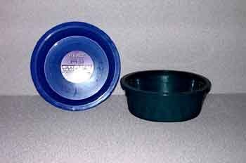 Cs 500 Translucent Crock Dish (jumbo)