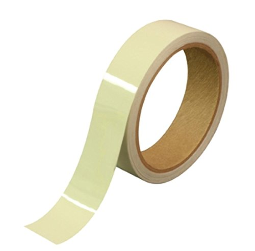 Rothco Luminous/Phosphorescent Tape 1'' X 5 Yds by Rothco
