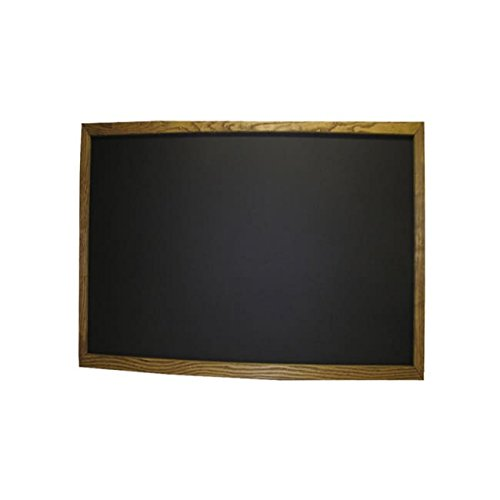 R&T Enterprises Framed Chalkboard (3' x 4') Black by R&T Enterprises