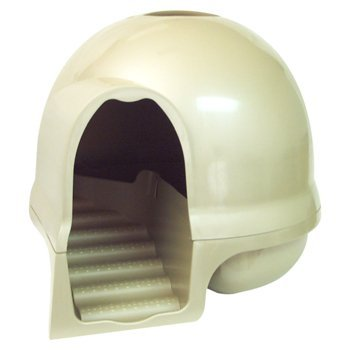 Petmate Clean Step Litter Dome 31KvkeJVFqL
