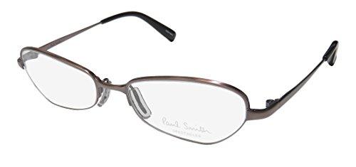 Paul Smith 173 Womens/Ladies Designer Full-rim Eyeglasses/Eyewear (48-16-130, Antique (Smiths Blush)