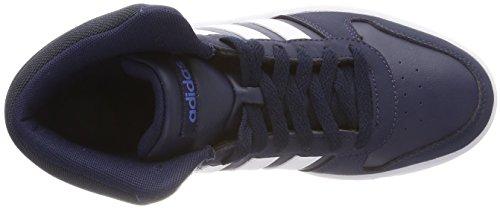 Unisex Ftwbla Hoops Kinder adidas 2 Mid Azretr 0 Maruni Blau 000 Fitnessschuhe 6Rd4wnqA