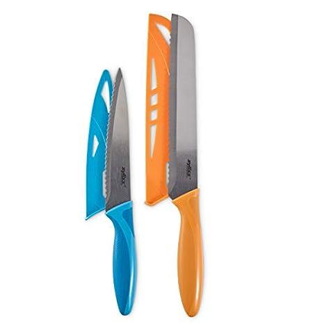 Amazon.com: Zyliss E920188U - Juego de cuchillos (2 unidades ...