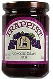Trappist Concord Grape Jelly - All Natural 12 oz.