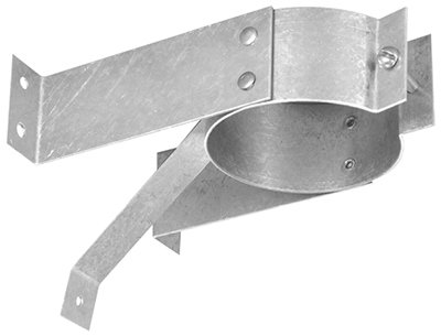 Tee Supp Bracket/Strap (Pellet Tee Support)