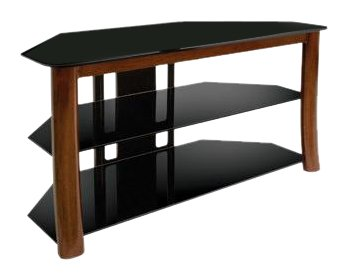 Twin Star Triple Play 42 in. Universal Flat Panel TV Stand -
