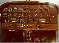 Skyhawk Cockpit (Cockpit Poster C172 Skyhawk II)
