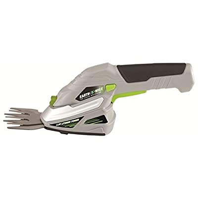 Earthwise Cordless Rechargeable Lithium Battery Garden Shear Hedger Trimmer Combo Pack