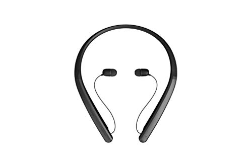 LG TONE Flex XL7 Bluetooth Wireless Headphones, Dark Grey