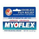 Myoflex Odorless Pain Relief Cream -- 2 oz