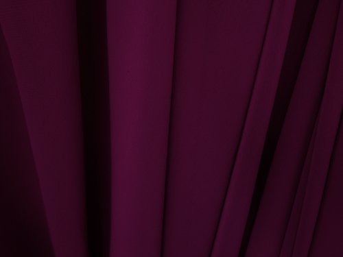 (Chiffon Plum 58 Inch Fabric By the Yard (F.E.®))