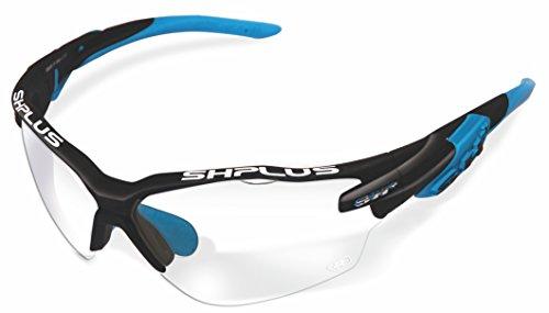 RG Lens Photocromic Gafas Plus Photocromic nbsp;Reactive Unisex M RG Reactive Blu Nero SH 5000 Adulto Adulto 5000 Lens Unisex Nero BLU SzZ6qdwxI