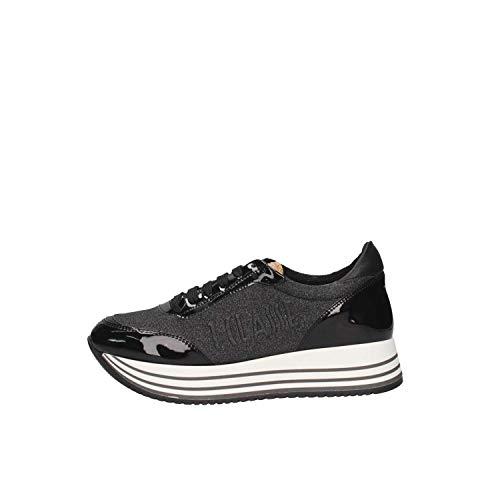 0001 Classe Martini 508b 1 Zapatillas Negro Alviero 9588 Mujer gpwqTO
