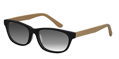 EyeBuyExpress Bifocal Sunglasses Readers Cheaters Mens Womens Retro Style Wooden Temples by - Buy Sunglasses Wooden