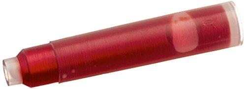 Levenger Ink Cartridge 16 Standard, Blazing Sunset (PR0605 BLSU)