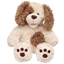 "Build a Bear Workshop Scruffy Pup Plush Toy Puppy Dog 15""..."