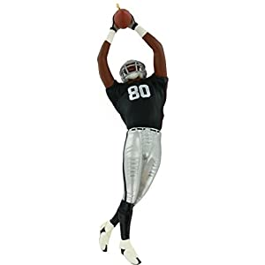 Jerry Rice Oakland Raiders Hallmark 2003