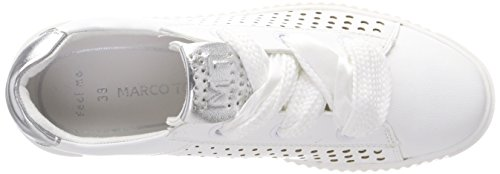 Tozzi 23770 Basses Blanc Sneakers Femme Marco Comb white RqpwAxAd5