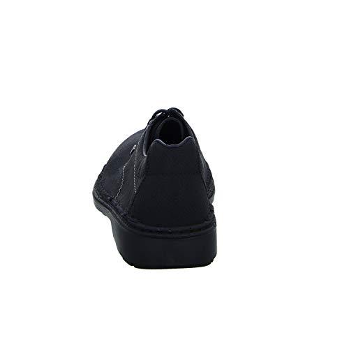 Ville Schwarz 01 Chaussures Noir Noir Rieker Lacets à 05000 Homme pour de tBtaTn1Hq
