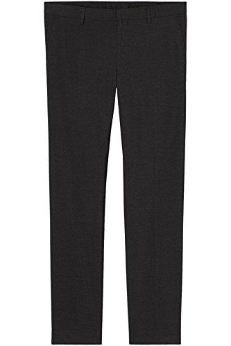 Slim Find Uomo Pantaloni charcoal Fit Grigio 55rgH