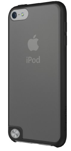 XtremeMac Microshield Accent Case for iPod Touch 5th gen. Black, IPT-MAN-13 (Black Microshield Cases)