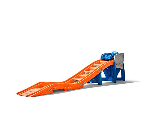 31KwEQKMEoL - Step2 Hot Wheels Extreme Thrill Coaster Ride On