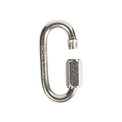 Koch 2350251 Quick Link, Size 5/16-Inch, Stainless Steel