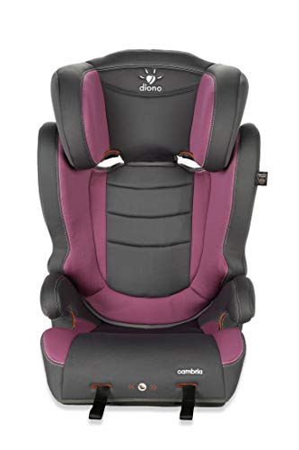 Diono Cambria Booster – 2-in-1 Car Seat – High Back...