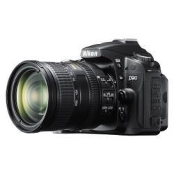 Nikon D90 - Cámara Réflex Digital 12.3 MP (Objetivo AFS DX18/55GVR ...