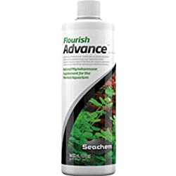 Seachem Flourish Advance Growth Supplement - Aquatic Plant Aid 500 ml