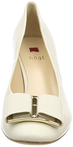 5080 Ivory Heels Women's 10 Toe 1400 5 Closed HÖGL White 1400 1HwUFqUO