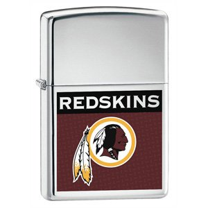 NFL Washington Redskins - High Polish Chrome