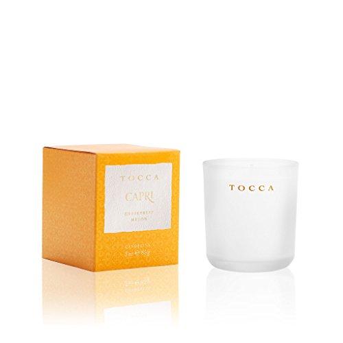 Tocca Capri Grapefruit & Melon Candle, 3