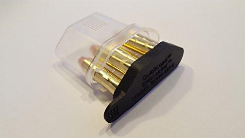 QuickLoad Speedloader, StripLoader and QuickCase for 5-Shot Revolvers