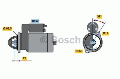 Bosch 0 986 018 210 Starter