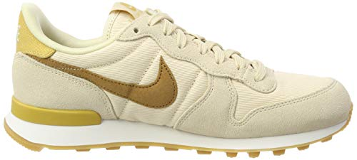 wheat Gold De Femme Chaussures beach Multicolore Fitness 209 Wmns Nike White Internationalist summit wpq88O