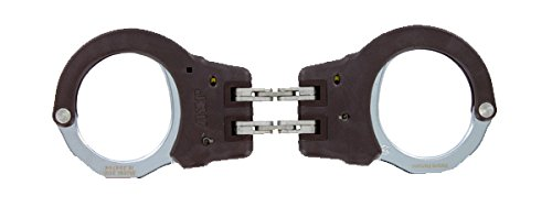 ASP Tactical Hinged Handcuffs - Brown by ASP