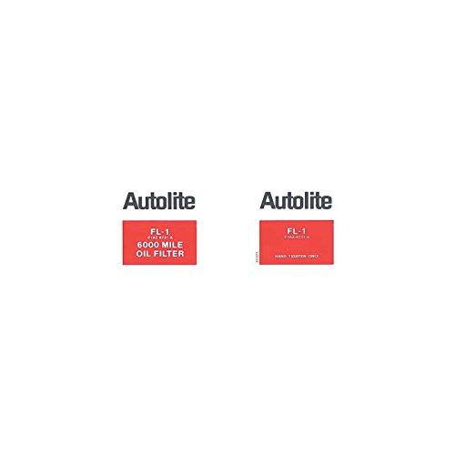 MACs Auto Parts 41-47487 Autolite FL-1 Oil Filter Decal - Falcon