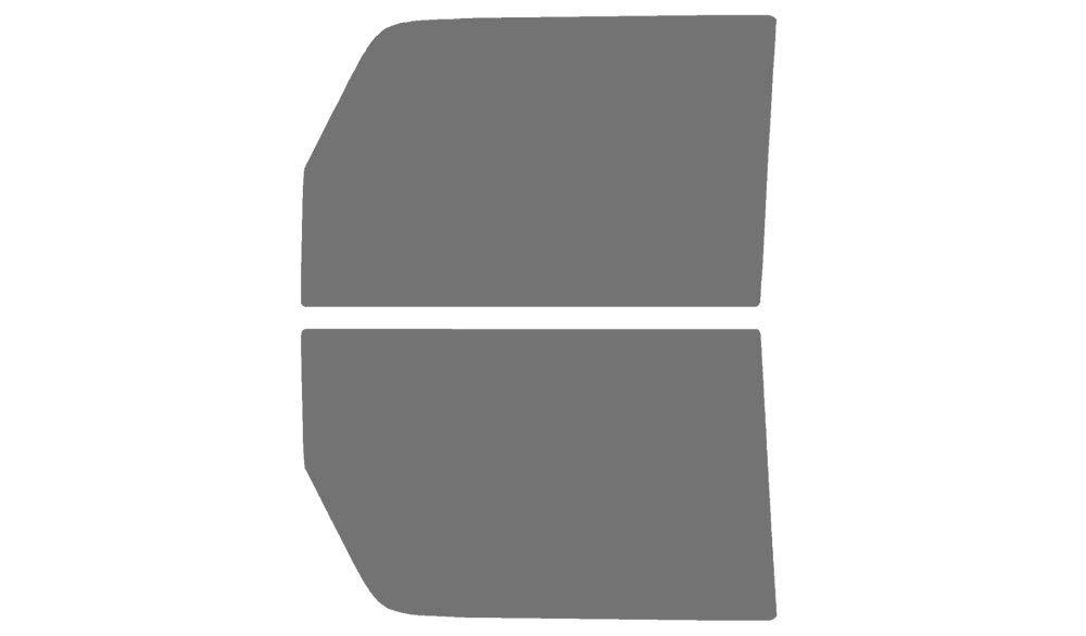 Fits: 2007-2018 Jeep Wrangler JK 4-Door Unlimited Hardtop Full Kit 5/% Automotive Window Film Precut Window Tint Kit