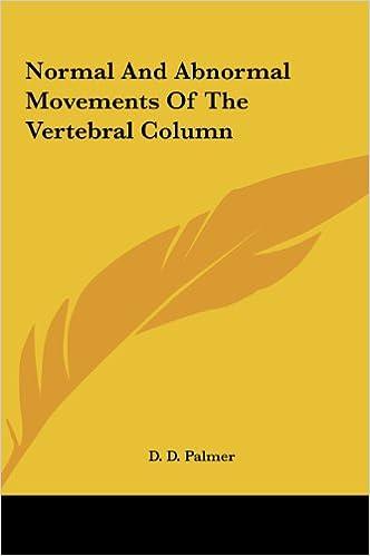 Descargar Torrent Ipad Normal And Abnormal Movements Of The Vertebral Column Documento PDF