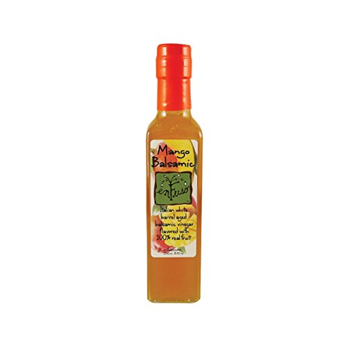 mango balsamic vinegar dressing - 1