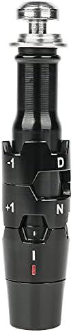 Gofotu Golf Shaft Adapter Sleeve for Callaway Tour Flat Lie Red Dot Mavrik GBB B21 RH 335