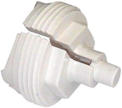 R453H Anillo adaptador para cabezales termost/áticos R453HY011 GIACOMINI