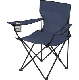 Dicks Sporting Goods Logo Chair  Navy Navy